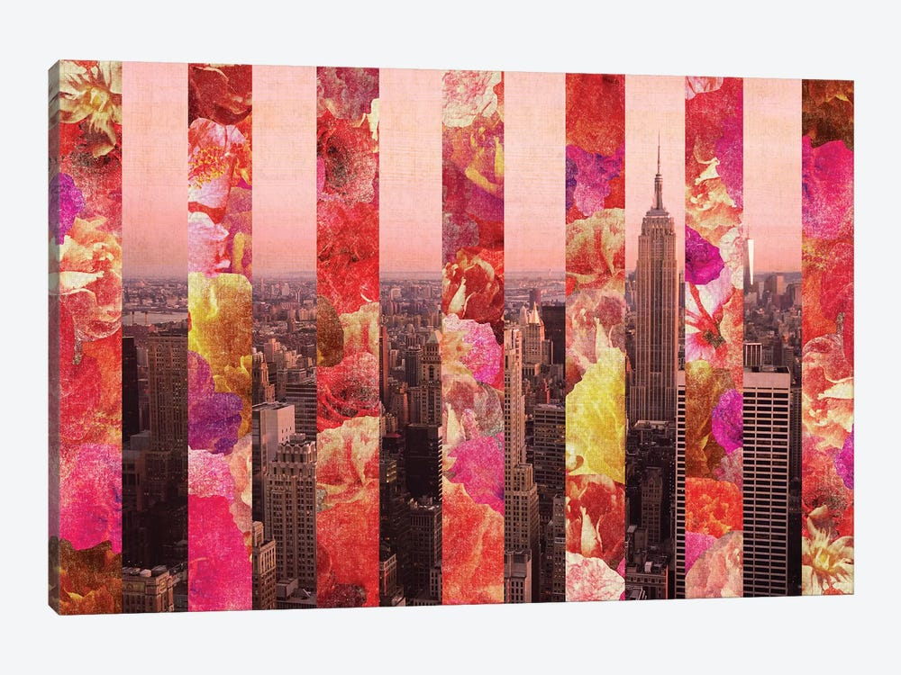 NYC by Bianca Green 1-piece Canvas Art