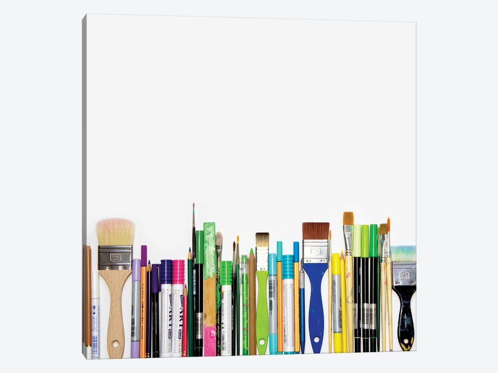 Real Weapons Of Mass Creation by Bianca Green 1-piece Canvas Print