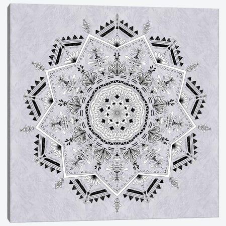 Star Mandala Canvas Print #BGR50} by Bianca Green Canvas Art Print