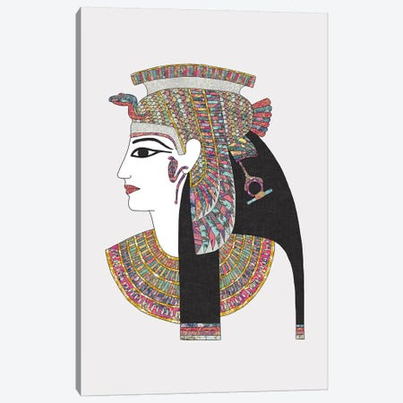 Egyptian Goddess Canvas Print #BGR52} by Bianca Green Canvas Print
