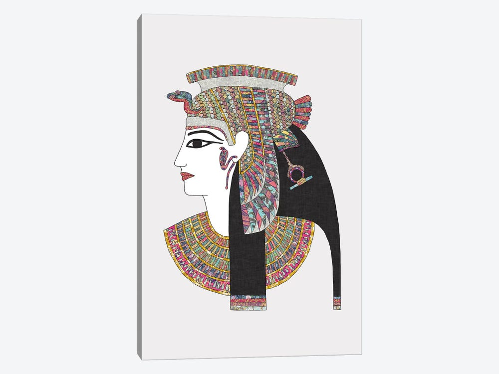 Egyptian Goddess by Bianca Green 1-piece Art Print