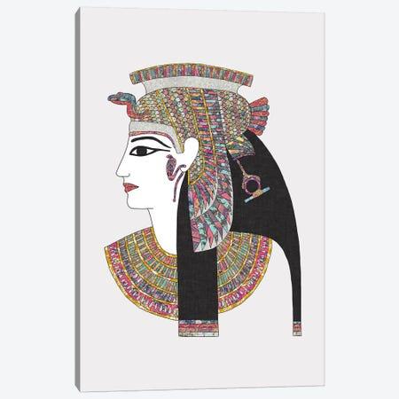Egyptian Goddess Canvas Print #BGR52} by Bianca Green Canvas Print
