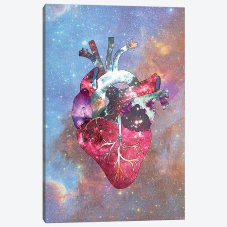 Superstar Heart Canvas Print #BGR67} by Bianca Green Canvas Art Print