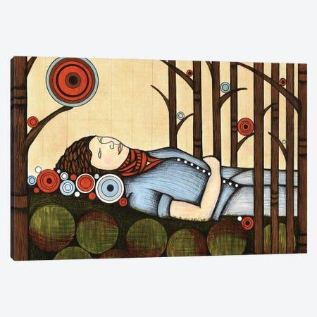 Mindless Canvas Print #BGT14} by Bridgett Scott Canvas Art