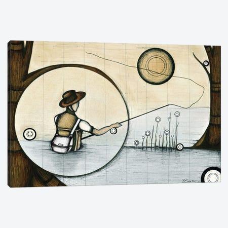 Solitude Canvas Print #BGT17} by Bridgett Scott Canvas Wall Art