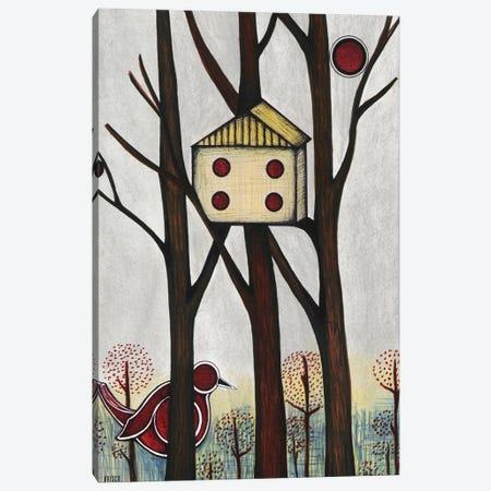 The Hiding Place Canvas Print #BGT24} by Bridgett Scott Art Print