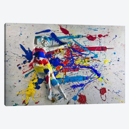 Caroline Madison III Canvas Print #BHE100} by Ben Heine Canvas Artwork