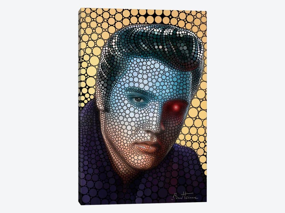 Elvis Presley by Ben Heine 1-piece Art Print