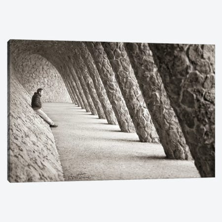 Where The Soul Can Rest Canvas Print #BHE136} by Ben Heine Canvas Wall Art