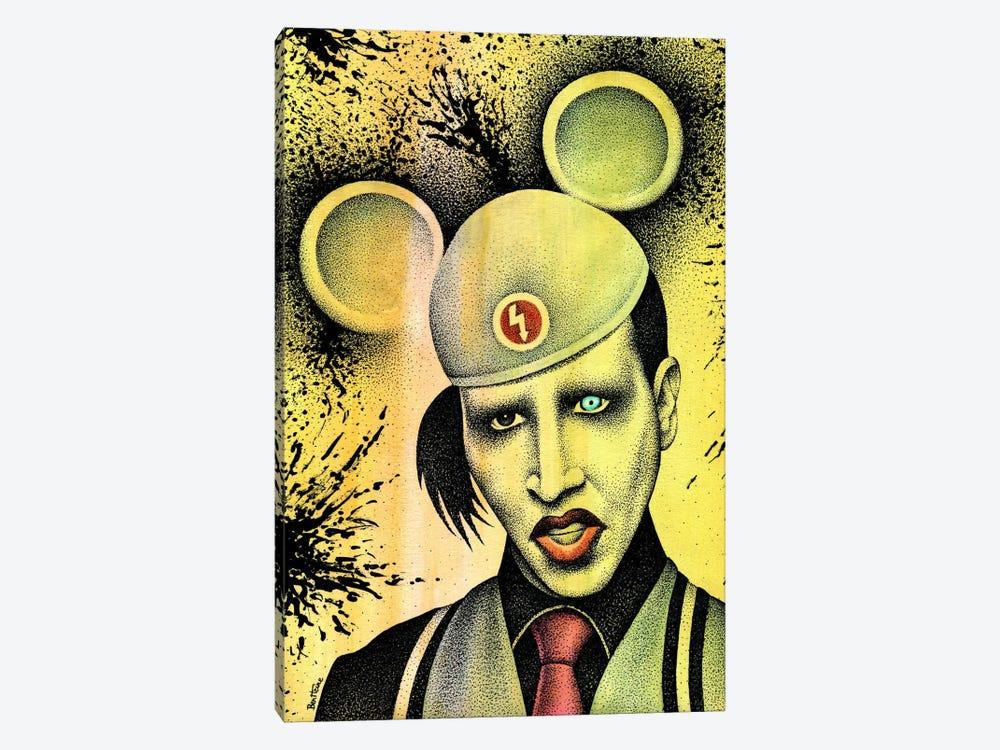 Marilyn Manson II by Ben Heine 1-piece Canvas Art
