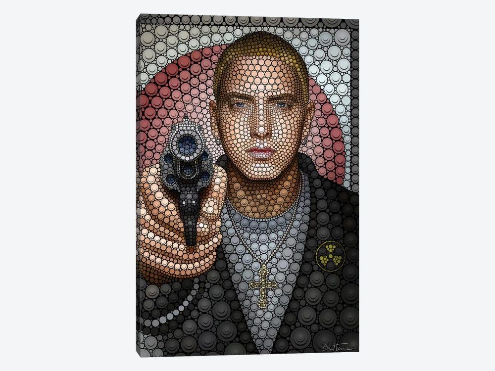 Eminem by Ben Heine 1-piece Art Print