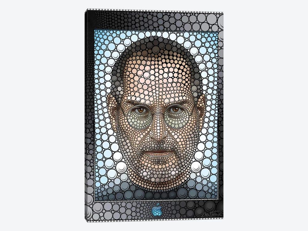 Steve Jobs by Ben Heine 1-piece Art Print