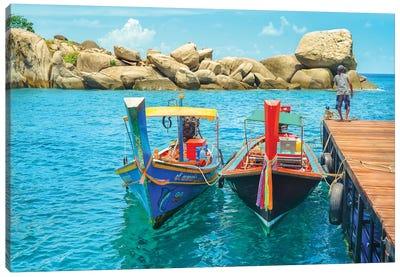 Thailand I Canvas Art Print