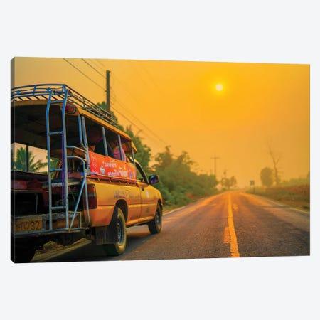 Thailand II Canvas Print #BHE247} by Ben Heine Canvas Art