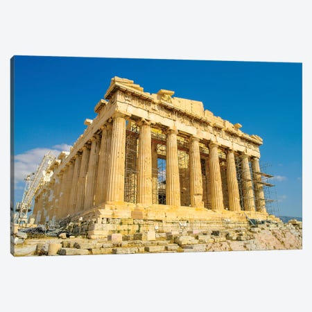 Athens Canvas Print #BHE263} by Ben Heine Canvas Art Print