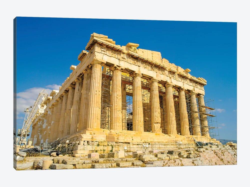 Athens by Ben Heine 1-piece Canvas Art Print