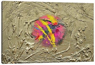 Chaotic Balance Canvas Art Print