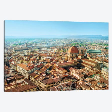 Florence 3-Piece Canvas #BHE283} by Ben Heine Art Print