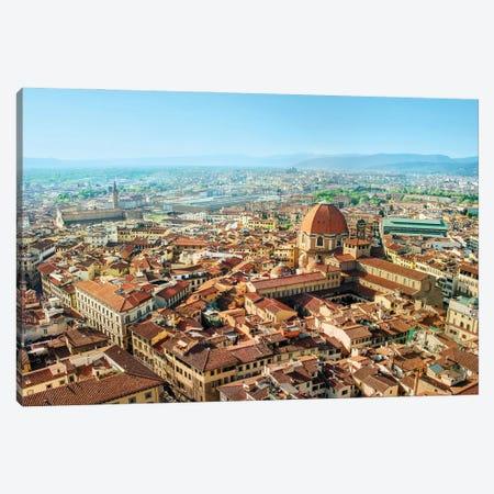 Florence Canvas Print #BHE283} by Ben Heine Art Print