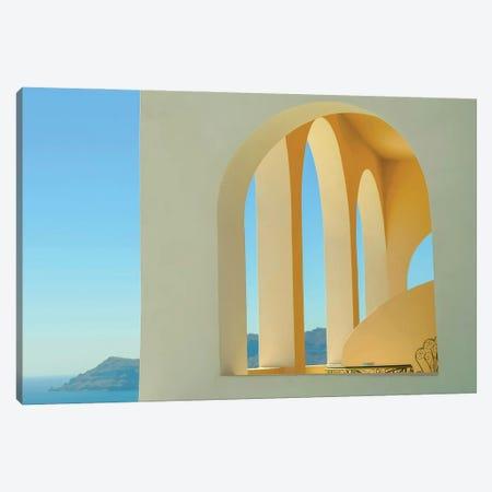 Minimal Acrhitecture Canvas Print #BHE294} by Ben Heine Canvas Art Print