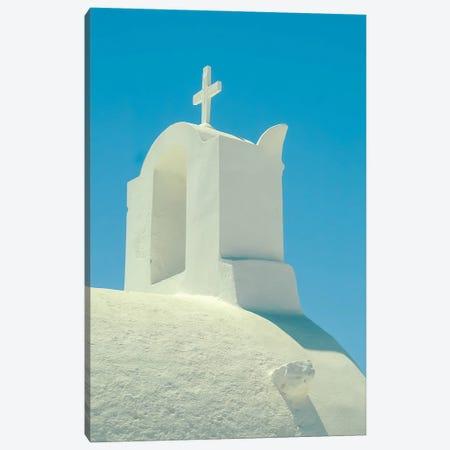 Santorini III Canvas Print #BHE310} by Ben Heine Canvas Art Print