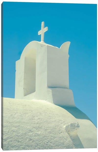 Santorini III Canvas Art Print
