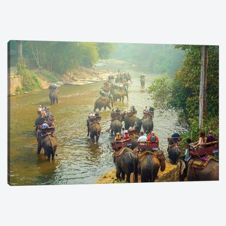 Thailand 324 Canvas Print #BHE321} by Ben Heine Canvas Wall Art