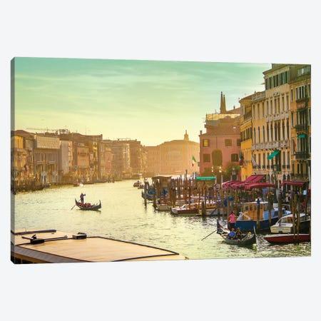 Venice I Canvas Print #BHE341} by Ben Heine Canvas Artwork