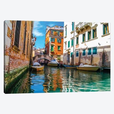 Venice III Canvas Print #BHE342} by Ben Heine Canvas Art