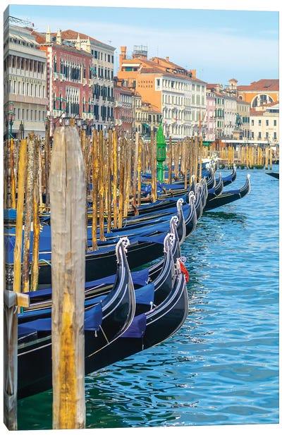 Venice IV Canvas Art Print