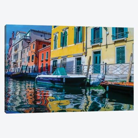 Venice VI Canvas Print #BHE345} by Ben Heine Art Print
