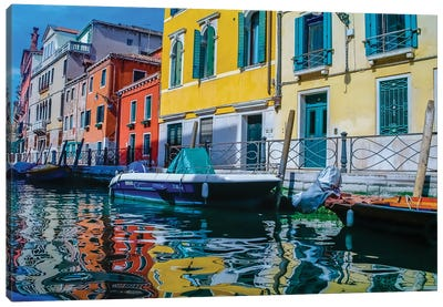 Venice VI Canvas Art Print