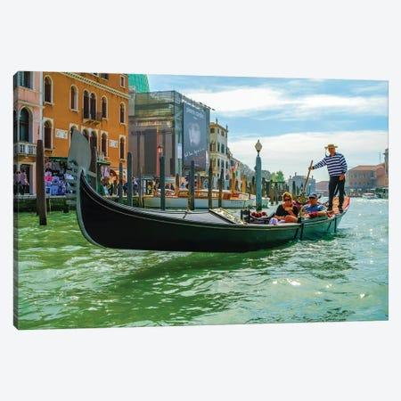 Venice VII Canvas Print #BHE346} by Ben Heine Canvas Art Print