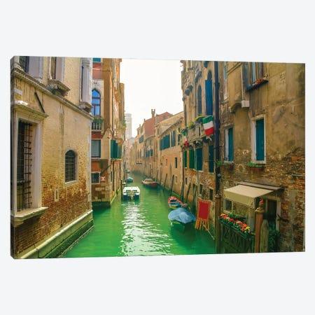 Venice IX Canvas Print #BHE348} by Ben Heine Canvas Art