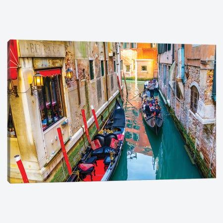 Venice X Canvas Print #BHE349} by Ben Heine Canvas Artwork