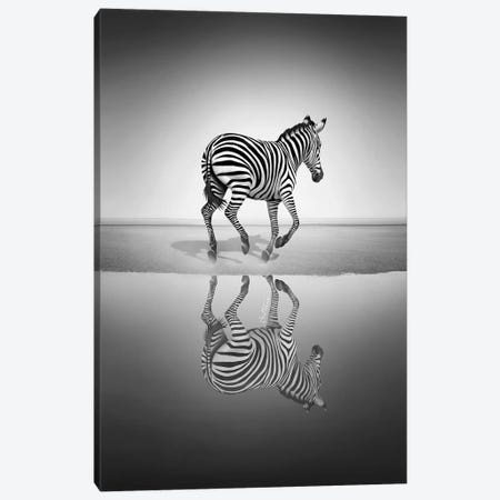 Sea Of Freedom Canvas Print #BHE40} by Ben Heine Art Print