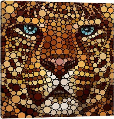 Leopard Canvas Art Print