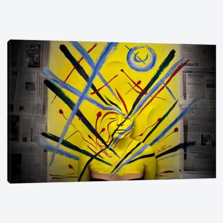 Julia Canvas Print #BHE96} by Ben Heine Canvas Art Print