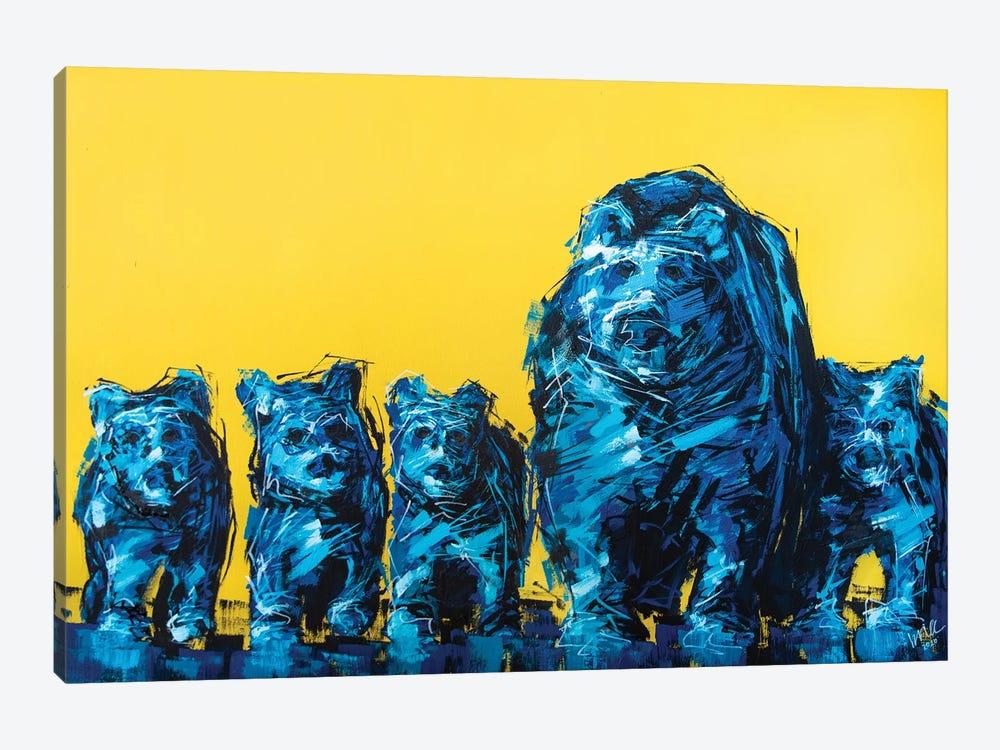 399 + Cubbies by Bria Hammock 1-piece Canvas Art