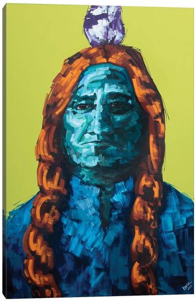 Sitting Bull Canvas Art Print