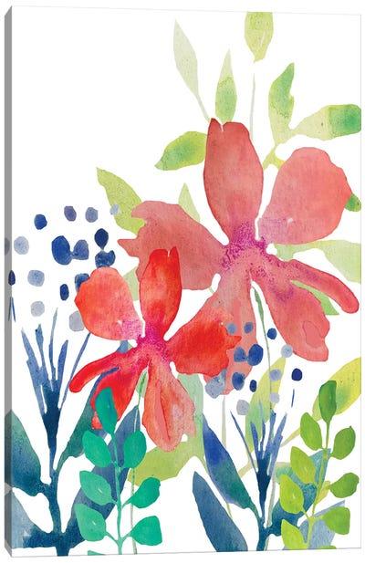 Flowers XIII Canvas Art Print