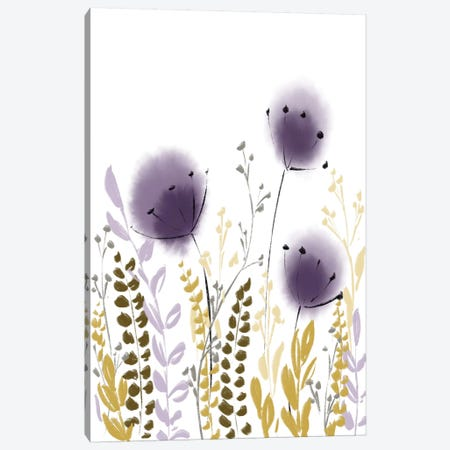 Field II Canvas Print #BHS21} by Boho Hue Studio Canvas Art Print