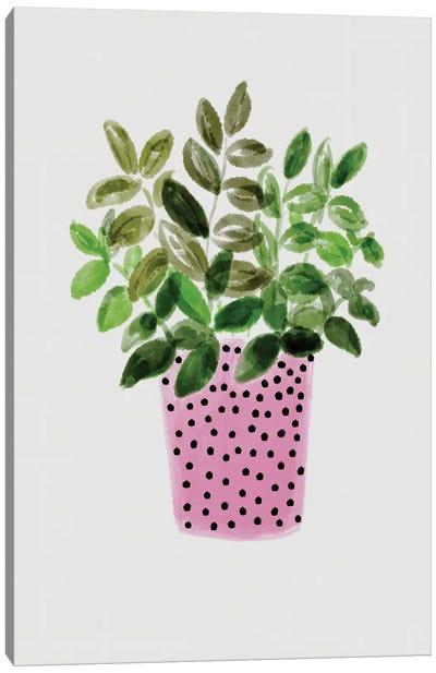 Home Foliage I Canvas Art Print