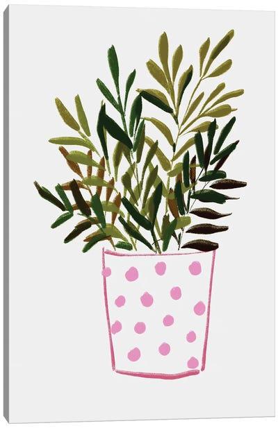 Home Foliage II Canvas Art Print