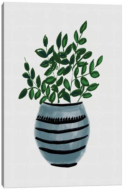Home Foliage IV Canvas Art Print
