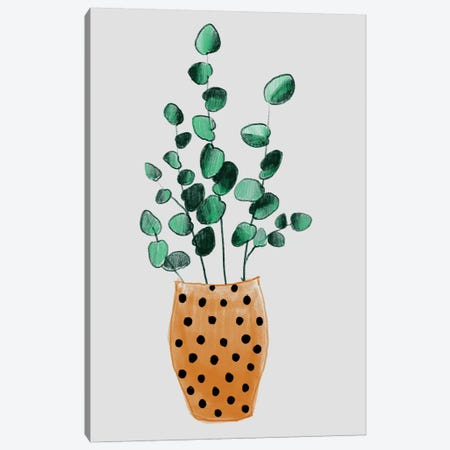 Home Foliage V Canvas Print #BHS6} by Boho Hue Studio Canvas Print