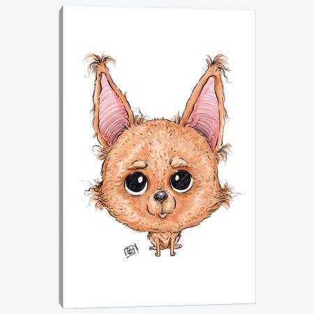 Chihuahua Canvas Print #BIF100} by Billi French Canvas Art