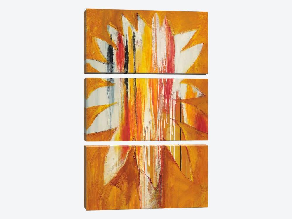Palm I by Brenda K. Bredvik 3-piece Art Print