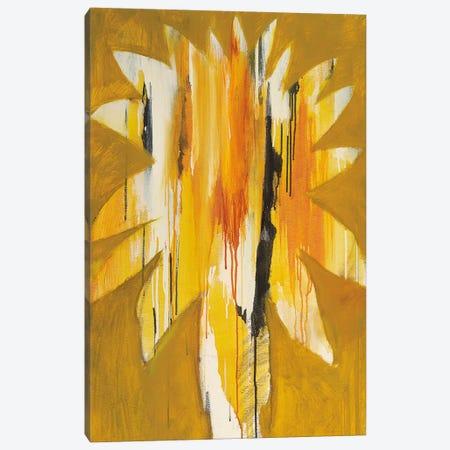Palm II Canvas Print #BKB2} by Brenda K. Bredvik Art Print