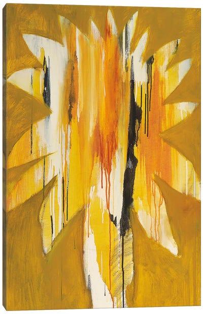 Palm II Canvas Art Print